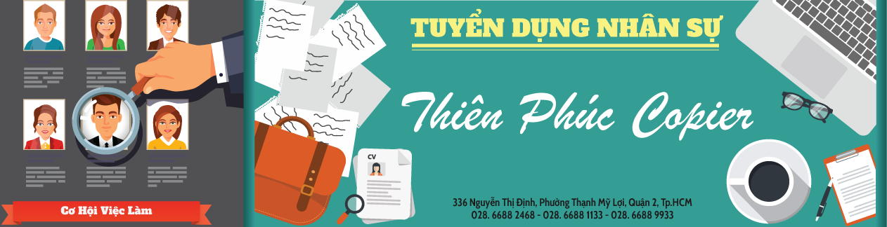 tuyen ky thuat may photocopy