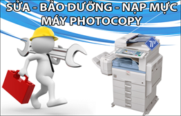 SUA MAY PHOTOCOPY TP