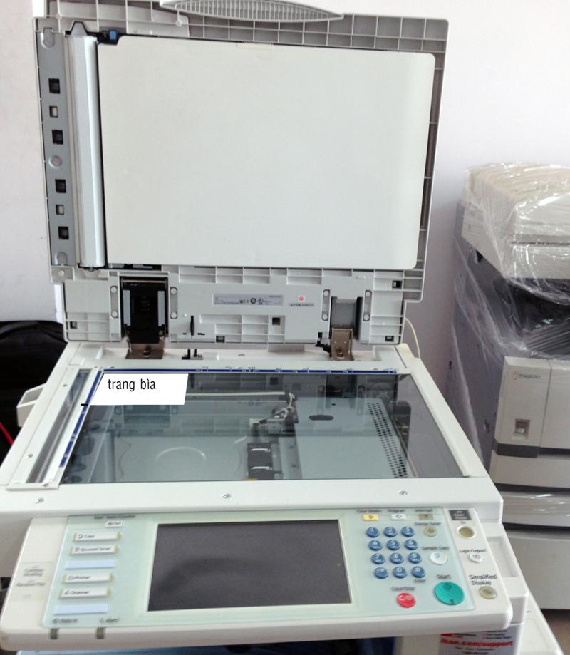 hướng dẫn photocopy sổ hộ khẩu 2