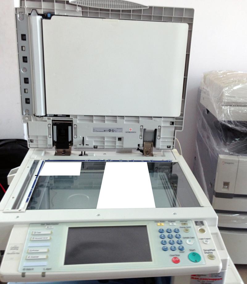 hướng dẫn photocopy sổ hộ khẩu 1