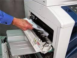 nguyên nhân khiến máy photocopy bị kẹt giấy