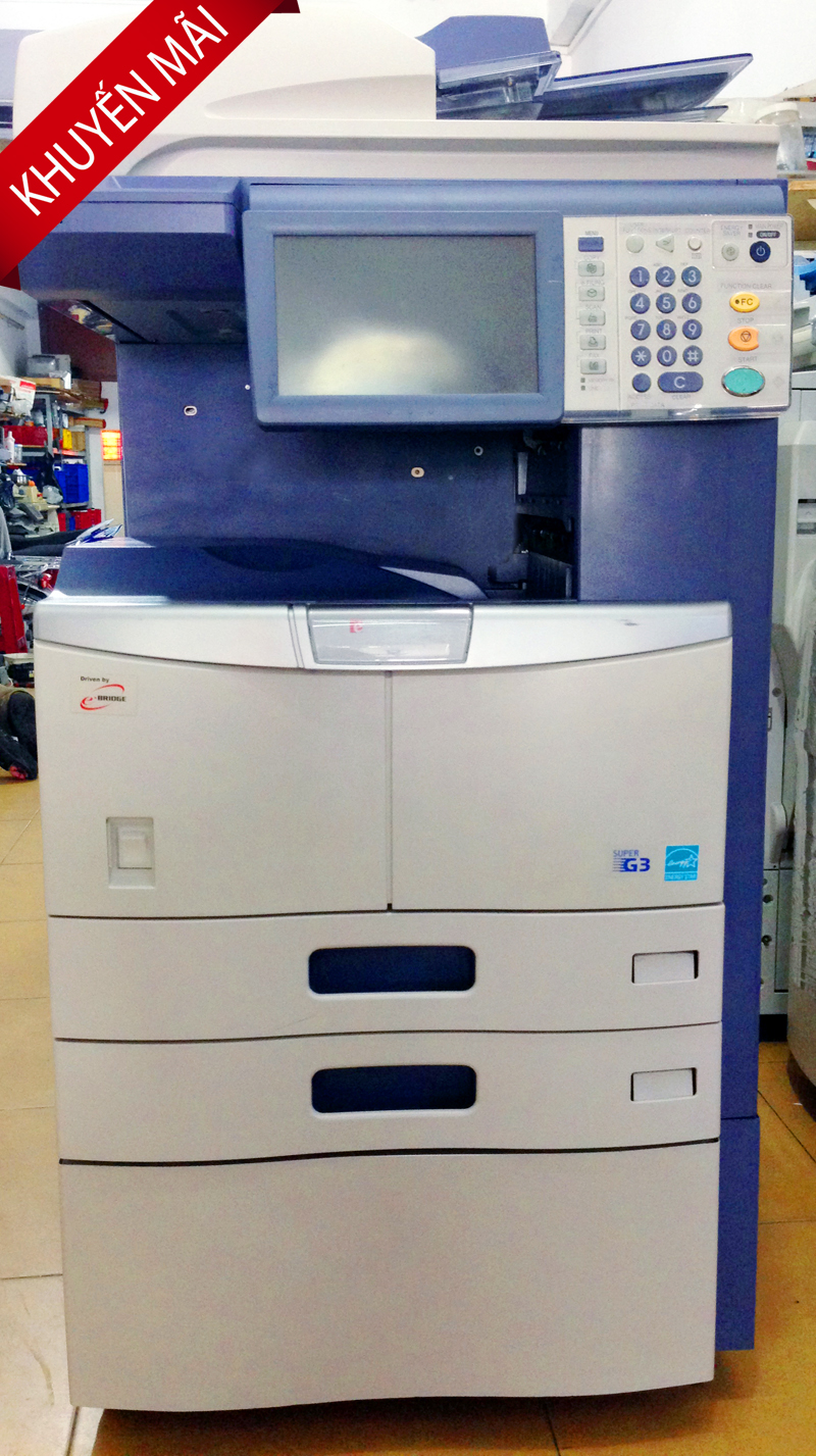 máy photocopy khuyến mãi 2017